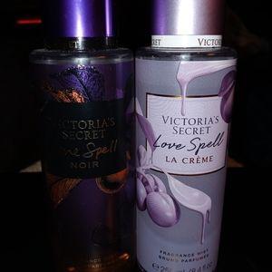 VS Love Spell Noir & La Crème